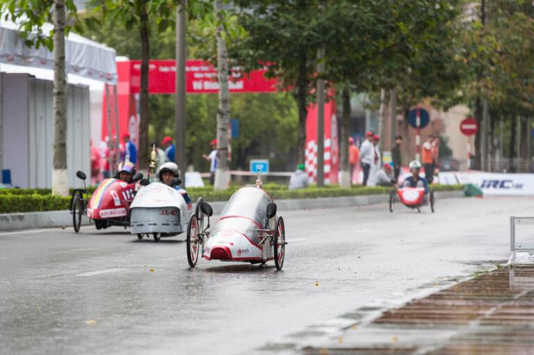 cuộc thi Lái xe sinh thái - Tiết kiệm nhiên liệu Honda