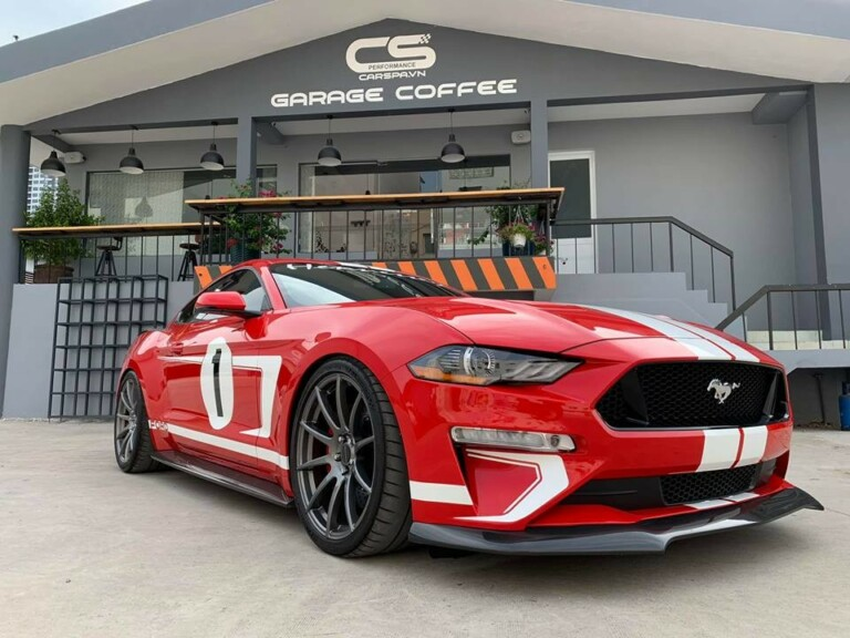 Hennessey Heritage Edition Mustang 2019
